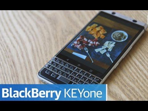 BlackBerry KEYone Review – the Latest Mobile Phone 2017 with Any App You Could Ever Want