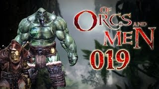 Let's Play Of Orcs And Men #019 - Die Kanalisation und seine Bewohner [deutsch] [720p]