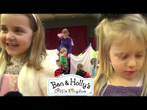 Ben and Holly's Little Kingdom - ICAN's Chatterbox Challenge 2015