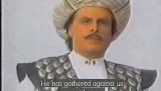 Tipu Sultans victorious battle against the Bandit British