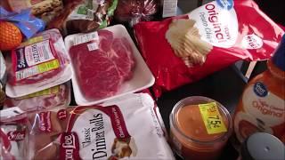 Weekly Grocery Haul | Walmart & Aldi