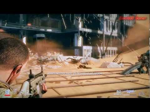 Spec Ops The Line - Playthough - 720p - Capitulos 1 E 2
