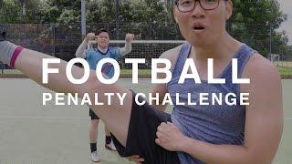 THỬ THÁCH BÓNG ĐÁ (FOOTBALL PENALTY CHALLENGE)