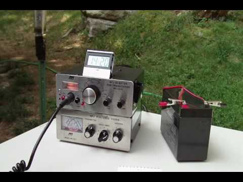 MFJ-9440 QRP Radio