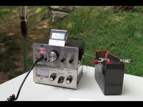 MFJ-9440 QRP Radio