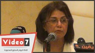 هالة شكر الله: هناك حملات تشويه للمرأة المصرية لإرجاعها للخلف