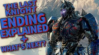 Transformers The Last Knight Ending Explained Post Credits Breakdown Recap And Future Movies?