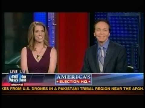 Mary Walter on Fox News Americas News HQ August 19 2012