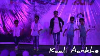 Download Kaali Aankhe Dance Group ( PRAYAAS INDIA ) 3Gp Mp4