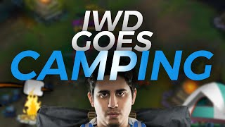 IWD Goes Camping