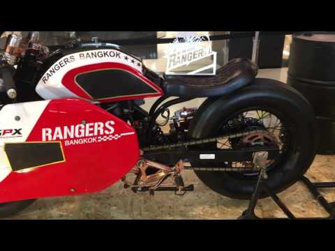 GPX LEGEND 200 cc., 2016 Custom Preview & Review