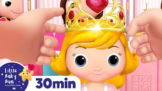 Dress The Princess Song - Nursery Rhymes and Kids Songs | Baby Songs | Little Baby Bum
