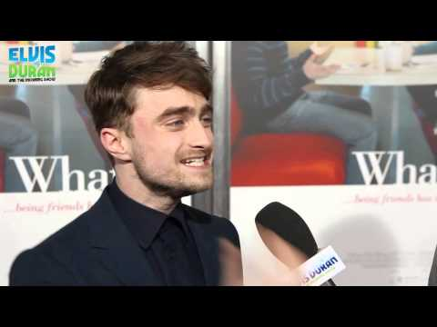Garrett Talks to Daniel Radcliffe and more at the