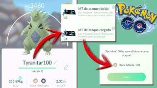 ¡Como USAR MT de ATAQUE RÁPIDO y CARGADO para conseguir POKÉMON PERFECTO! Pokémon GO [Keibron]