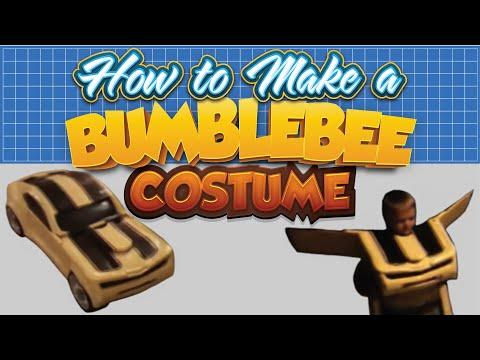 Transformers Bumblebee Halloween Costume Adults Bumblebee Transformers Costume