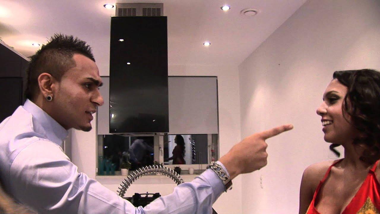 Kamal Raja - No Clue (BEHIND THE SCENES) - YouTube