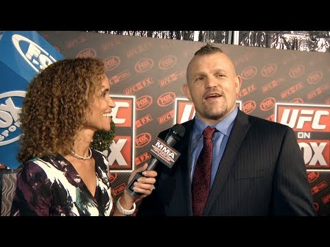 Chuck Liddell Talks UFC on FOX, Training During Retirement Image 1
