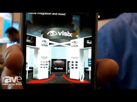 InfoComm 2015: Visix Demonstrates Interactive Wayfinding Application with Beacon Technology