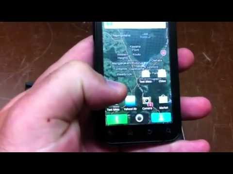 Straight Talk Motorola Defy XT CDMA Android Review