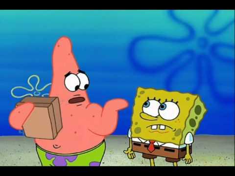 Spongebob Look At Me Now video