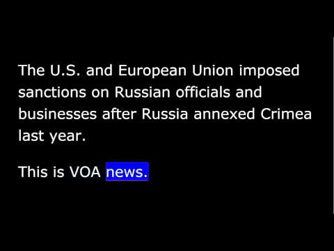 VOA news for Thursday, March 19th, 2015