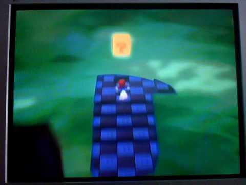 Super Mario Galaxy Ghostly