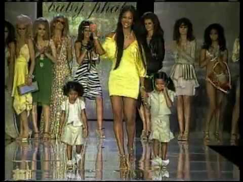 Kimora Lee Simmons - Baby Phat Sizzle! (Super HQ)