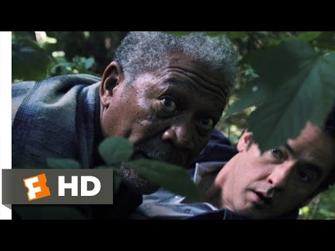 The Contract (10/10) Movie CLIP - Frank is Targeted (2006) HD