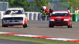 Nürburgring 2010 - Alfa Romeo 33 vs. VW Golf GTI