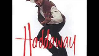 Watch Haddaway Sing About Love video