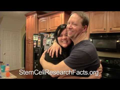 Adult Stem Cell Success Stories - Rob Waddell