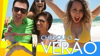 Ke$ha Video - CHEGOU O VERÃO | Paródia Timber - Pitbull ft. Ke$ha