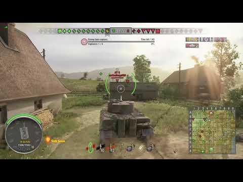 World of Tanks Xbox one Tiger 1 5 Kills