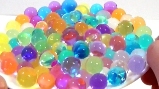 DIY How To Make 'Colors Orbeez Stick' Learn Colors from magic ball for kids