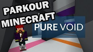 PURE VOID! Parkour Minecraft O_O