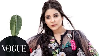 Get To Know Anushka Sharma | Exclusive Interview & Photoshoot | VOGUE India