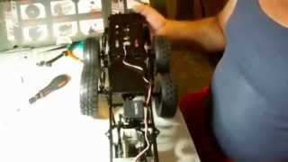 Rc4wd the beast 2 build part 5