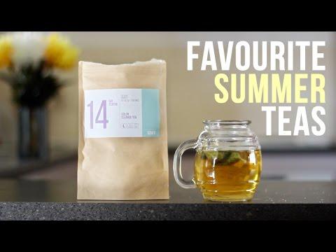 Favourite Summer Teas | SMT, Celestial Seasonings, Higher Living