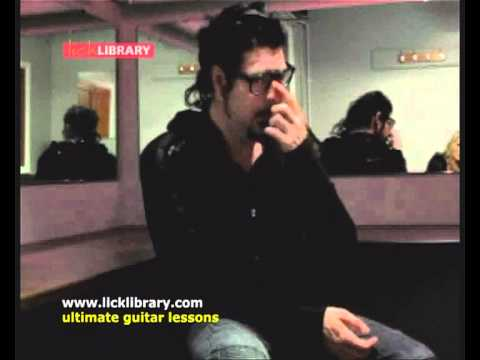 Jim Root (Slipknot / Stone Sour) Interview Part 1 With Licklibrary