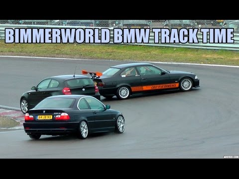 Almost Crash, Spins, Drifts, Slides 23.04.2017 Bimmerworld Zandvoort