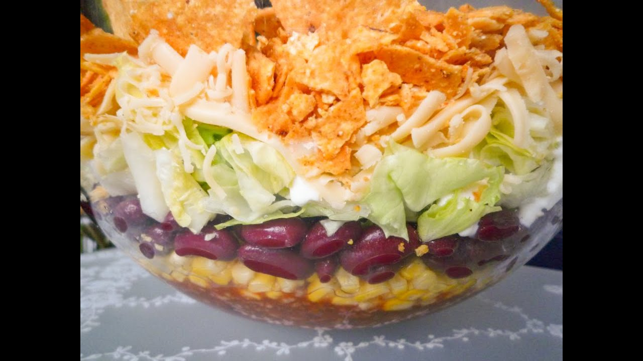 Nacho Salat - Y... Nacho Salat