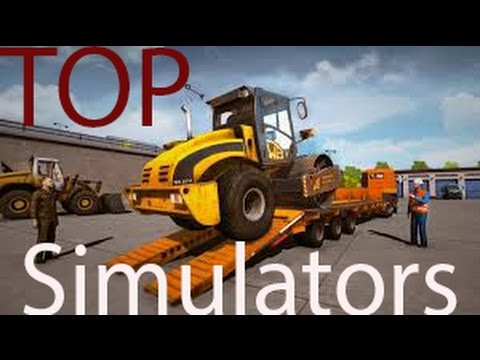 The most anticipated simulators 2017/ Самые Ожидаемые Симуляторы 2017