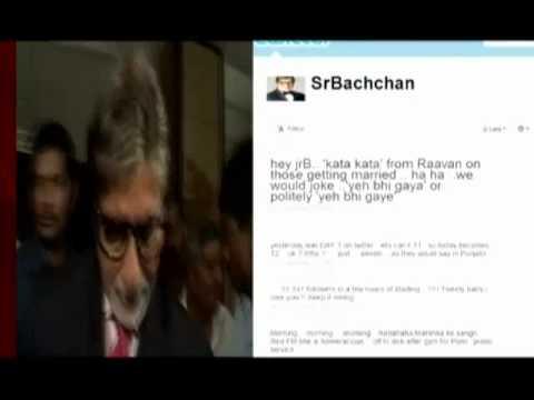 Srbachchan On Twitter video