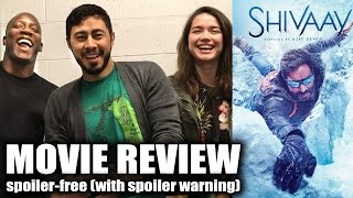 SHIVAAY MOVIE REVIEW DISCUSSION by Jaby, Achara and Syntell!