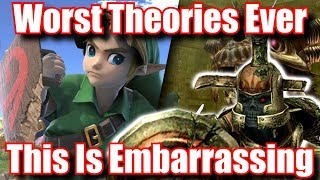 Top 20 Best & Worst Zelda Theories Explained & Debunked! Part 2