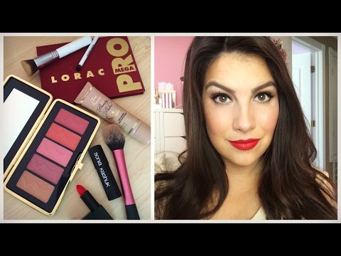 Get Ready with Me! Classic Glam, New Products