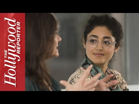 Golshifteh Farahani on Johnny Depp and Leonardo DiCaprio: Women in Motion Panel