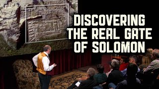 Video: Discovering the Real Gate of Solomon - The David Rohl Lectures