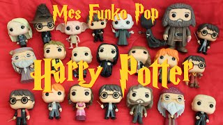 COLLECTION | Mes Funko Pop Harry Potter ⚡😍