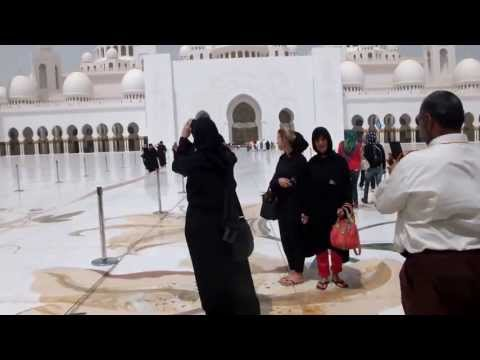 Sheikh Zayed Grand Mosque 2013